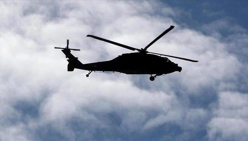 العراق: مقتل 5 عسكريين بتحطم مروحية شمالي البلاد