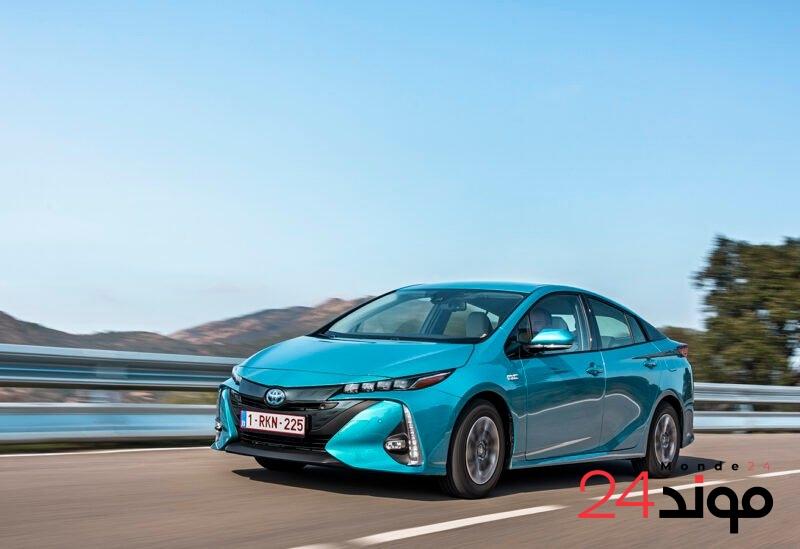 """شركة """"تويوتا"""": إنتاج سيارة كهربائية مدمجة تستطيع السير ل 100 كيلومتر دون الحاجة الى اعادة الشحن"""