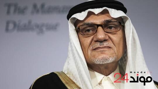 تركي الفيصل: لا نخطط للتطبيع مع إسرائيل والسعودية أصدق من نتنياهو