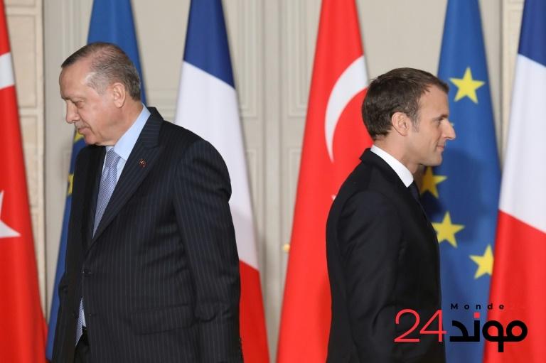 """تركيا: أردوغان يأمل في أن """"تتخلص"""" فرنسا من ماكرون """"في أسرع وقت ممكن"""""""