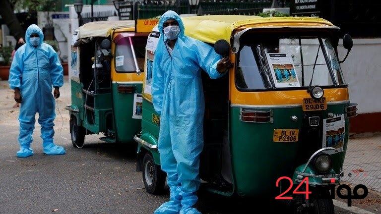 الهند: وزارة الصحة تعلن تسجيل 45892 إصابة جديدة بكوفيد-19 خلال 24 ساعة الماضية