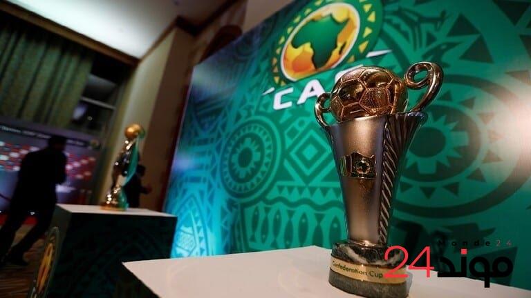 الرجاء البيضاوي المغربي بطلا لكأس الكونفدرالية للمرة 3 في تاريخه على حساب شبيبة القبائل الجزائري